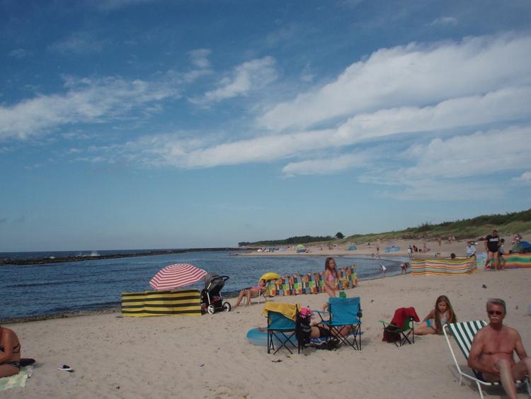 Ferienwohnung Darlowo Ostsee Westpommern Pension Zenit