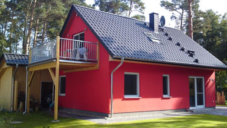 Ferienhaus Umgebung Barth Fischland Darß Zingst Haus Mare