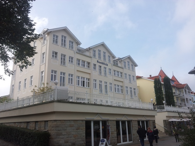 Ferienwohnung Zinnowitz Usedom Zinnowitz Wohnung 10 Haus