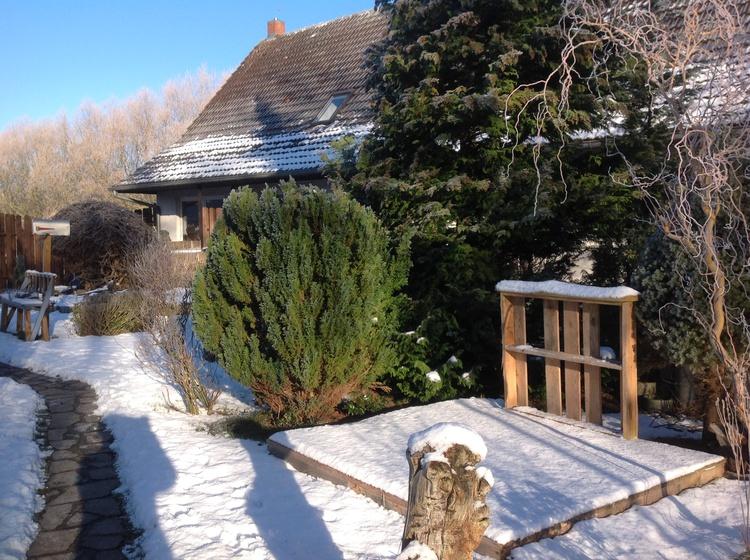Landlust im Schnee
