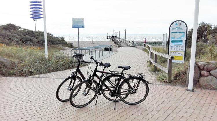 2 GIANT-Qualitätsfahrräder