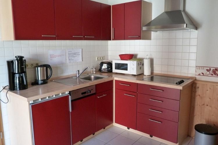 """Küche Wohnung """"Anika"""""""