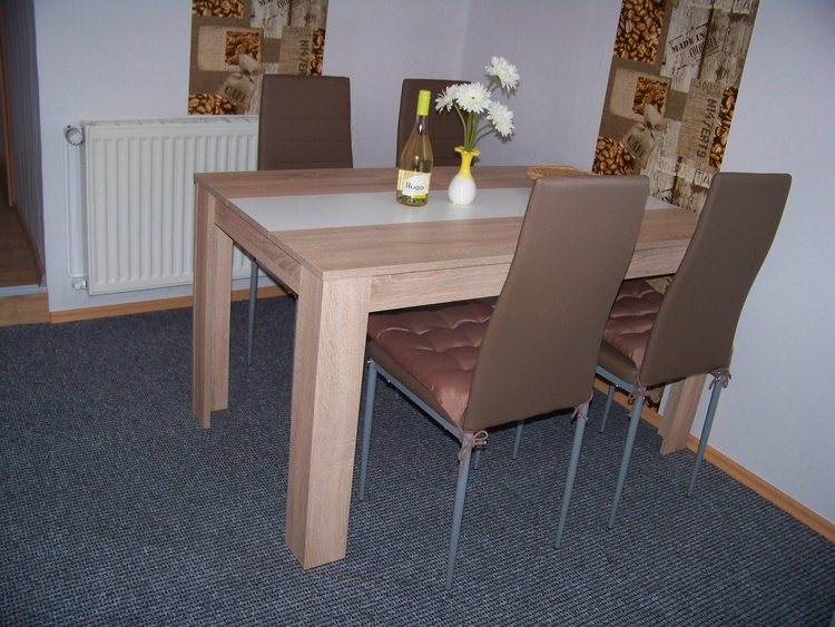 Küche Sitzbereich