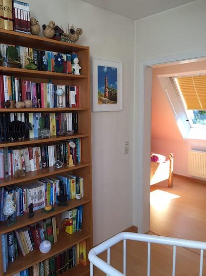 Kleine Bibliothek im DG