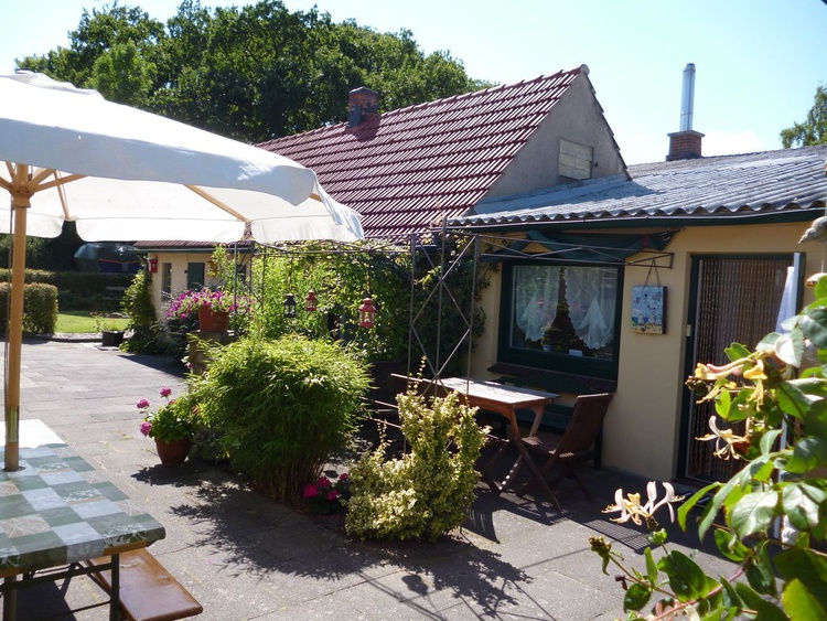 Ihre Terrasse für sonnige Zeiten...