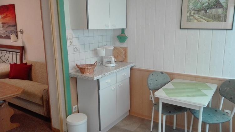 Whg.3, in der Küche