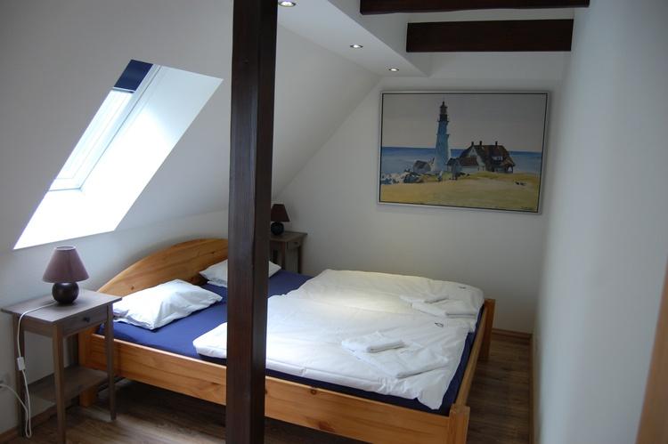 Schlafen Wohnung 6