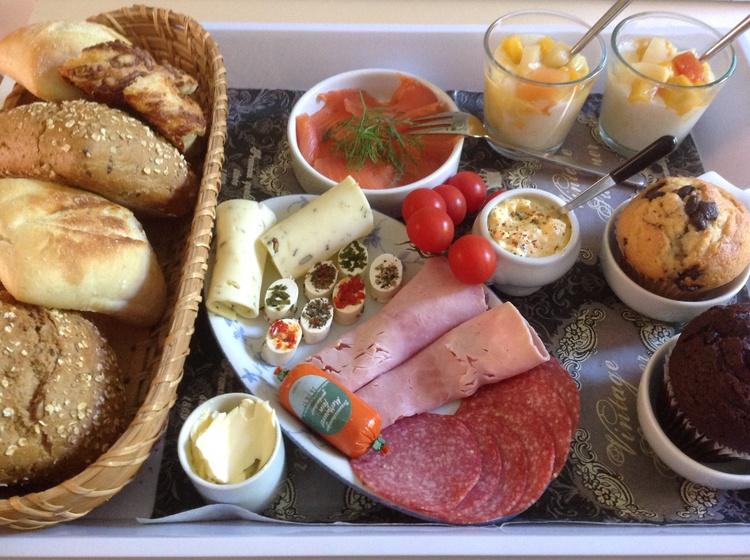 Landlust Frühstück