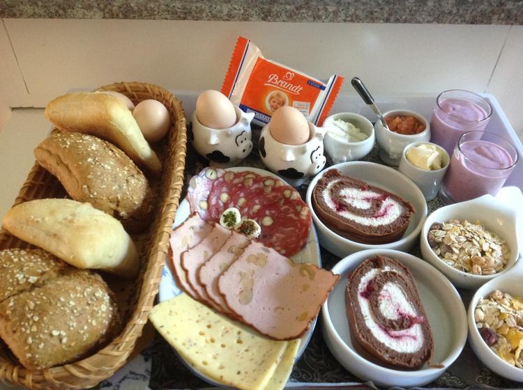 Frühstück Service