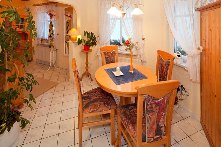 Essplatz in Wohnküche