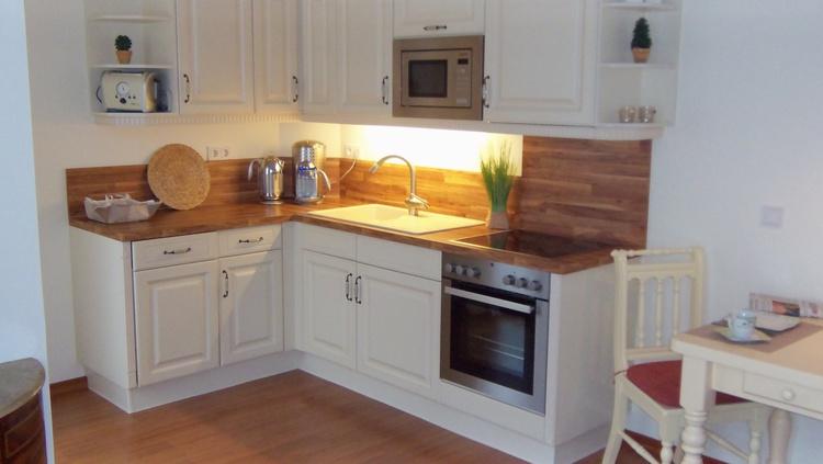 Küche mit Geschirrspülmaschine u.v.m.