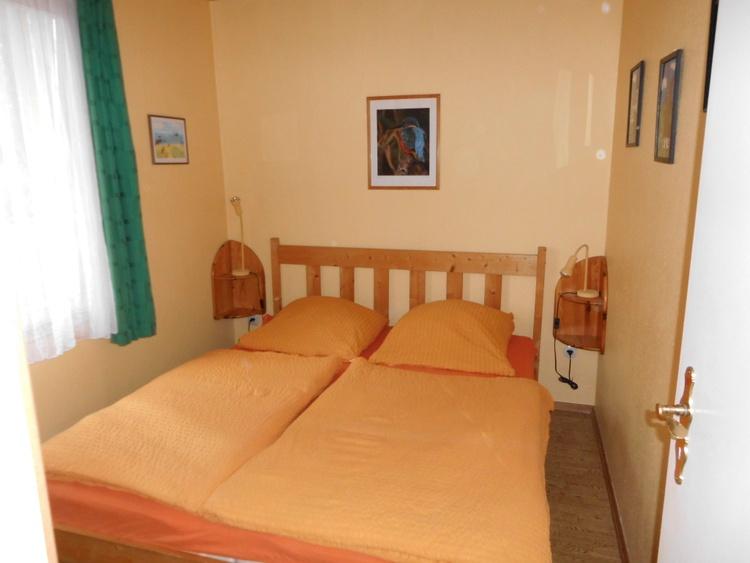 Schlafzimmer Bungalow 11