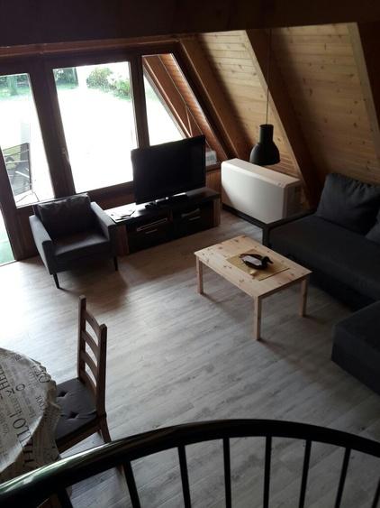 Fernsehecke Wohnzimmer