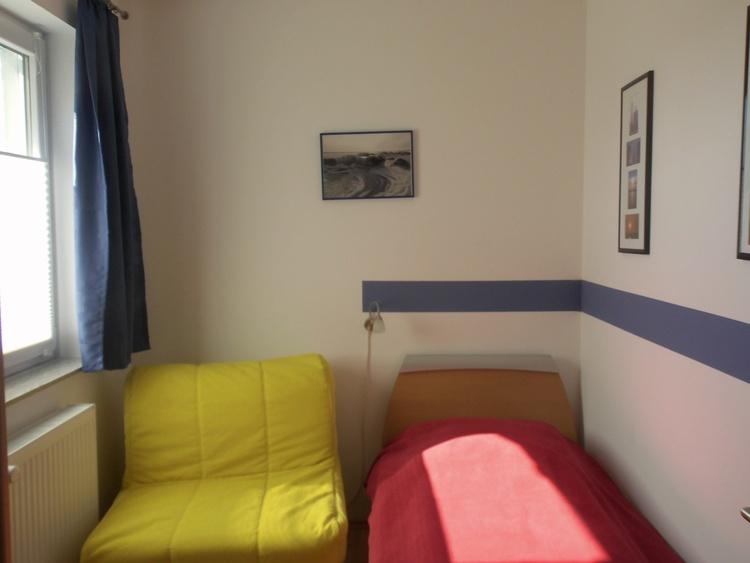 2 Schlafzimmer mit Aufbettung