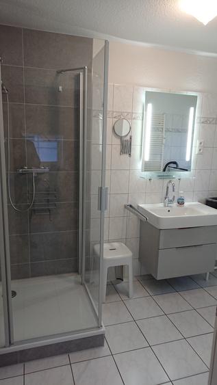 Duschbad inkl. WC