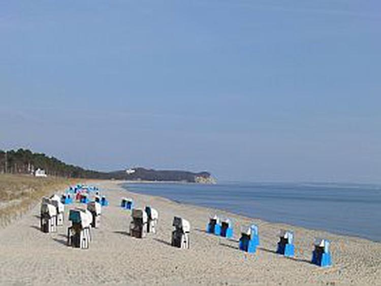 Strand Göhren