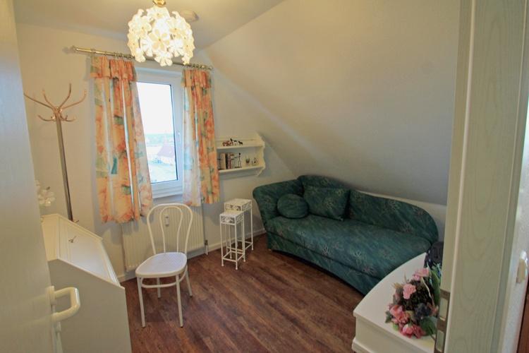 Schlafzimmer 3 in der oberen Etage