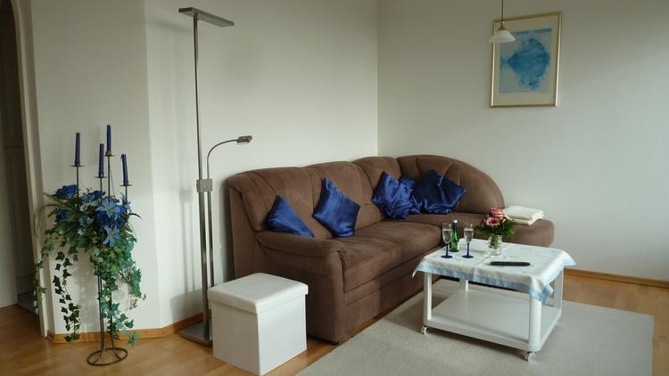 2018 Neues Sofa mit Ottomane