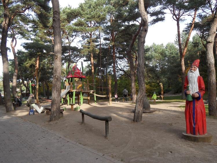 Karlchens Zauberwald, der Kinderspielplatz