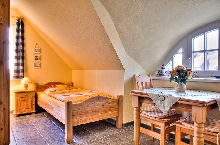 2. Schlafzimmer 2 Einzelbetten
