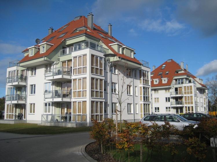 Haus Sonnenschein Wohnung 20 im Strandpark.