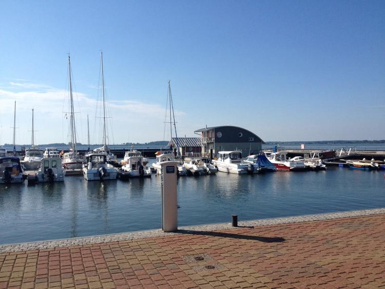 Yachthafen Wiek