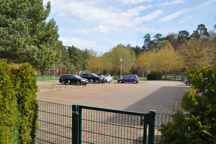 Reserv. Parkplatz