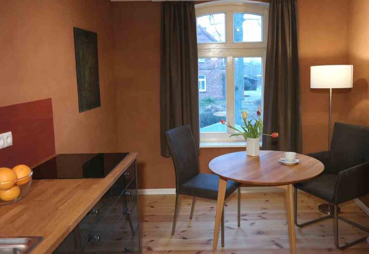 Küche 2 Zi-Wohnung