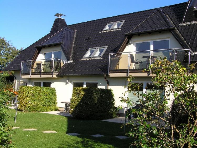 Ferienappartementhaus Vincent mit 7 Ferienwohnung für 2-4 Personen im Ostseebad Zinnowitz