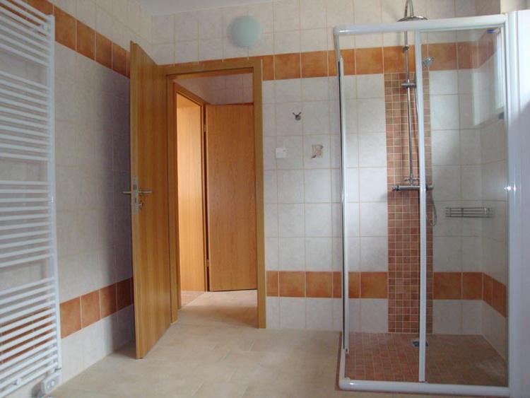 Saunabereich Erdgeschoss