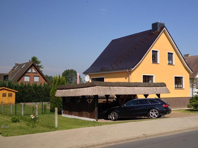 Aussenansicht Fehaus Ostseetraum