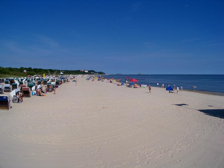 Strand Seebad Ahlbeck