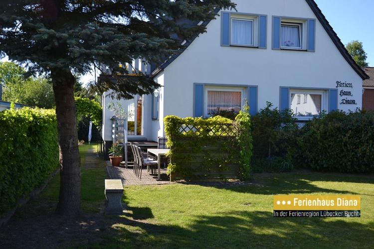 Ferienhaus Diana in Dahme