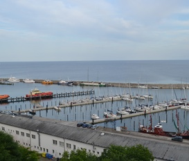 Holiday Apartment Sassnitz