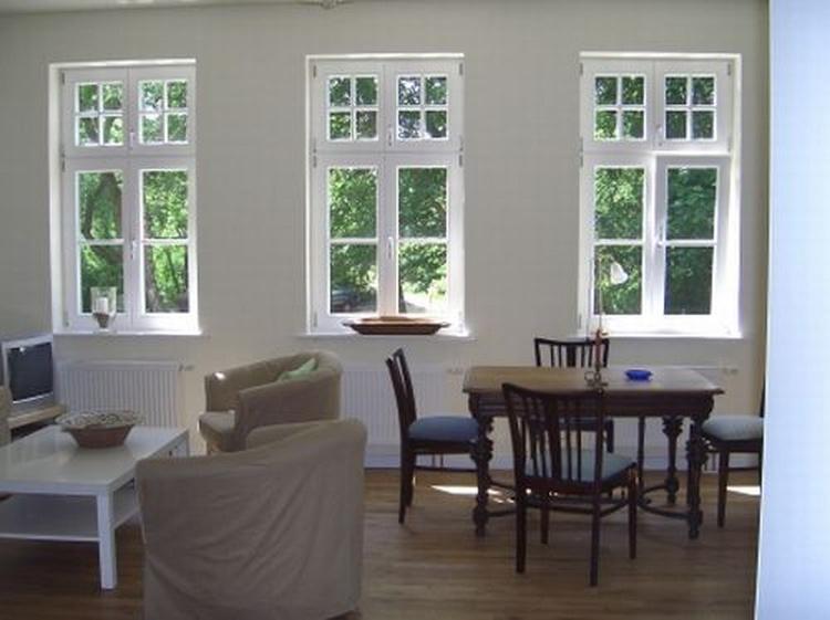 Wohnzimmer exemplarisch