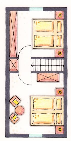 GR. - Schlafzimmer im DG