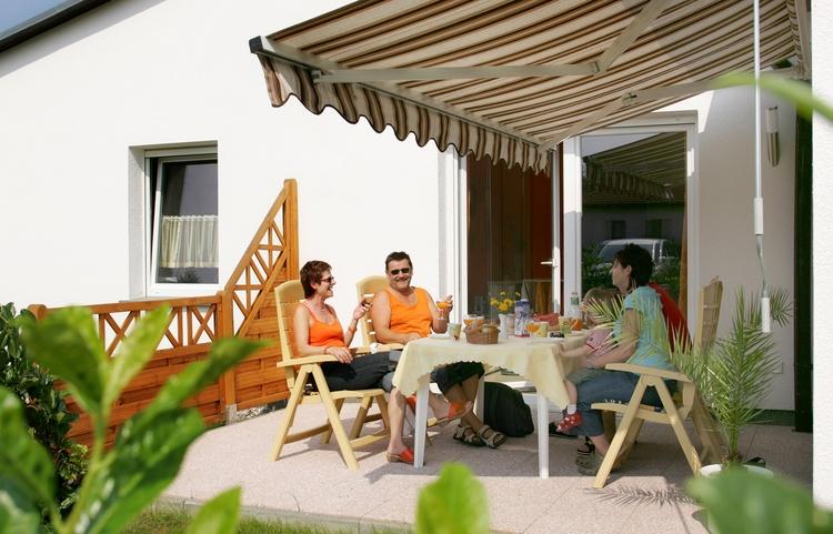 Terrasse Komfort-Wohnung