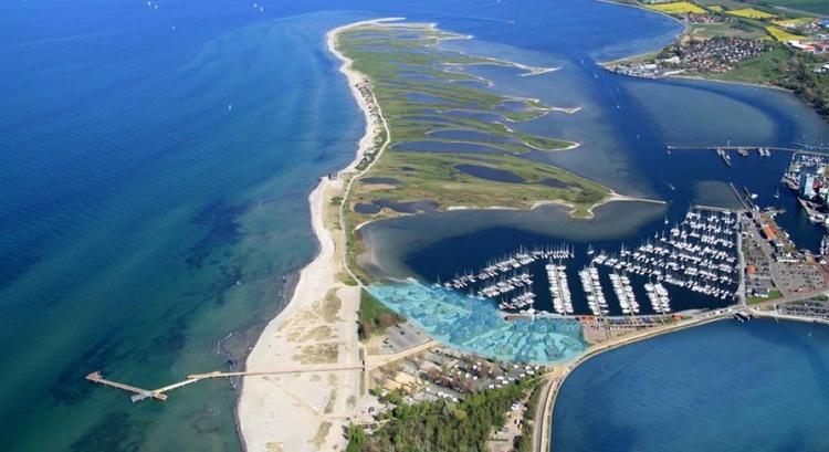 Das Marina Strand Resort Heiligenhafen