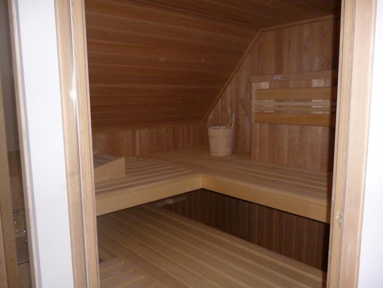 Große Bemberg-Sauna für 6 Personen
