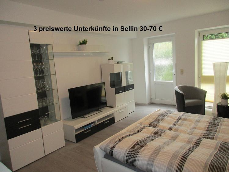 Preiswertes Appartement in Sellin 30-70 €