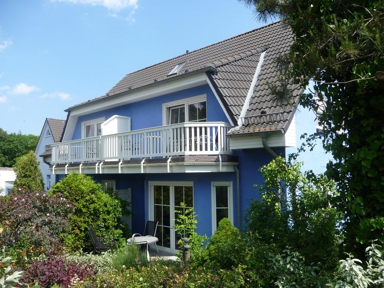 Blaue Haus