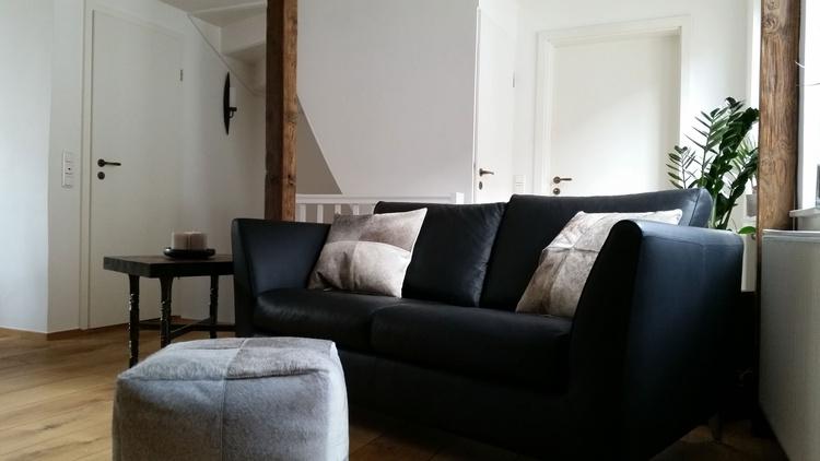 Wohnzimmer Fernsehsofa