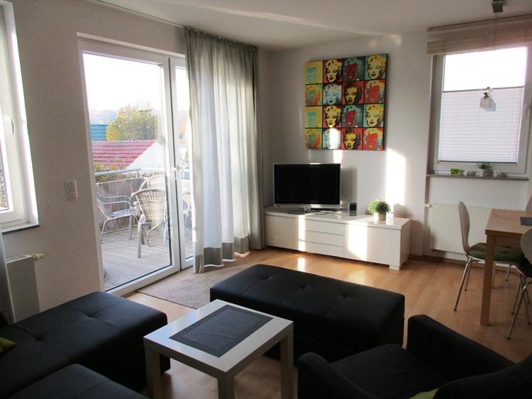 3 Ferienwohnungen im Haus Möwe für 2-4 Pers. siehe Homepage