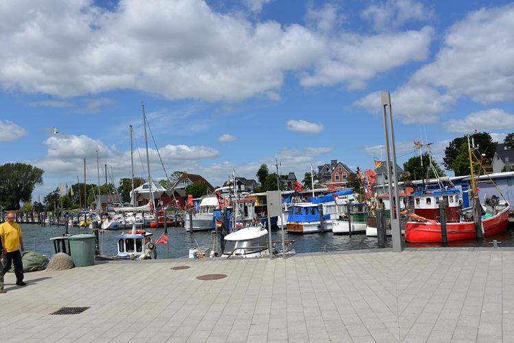 Niendorf Fischereihafen