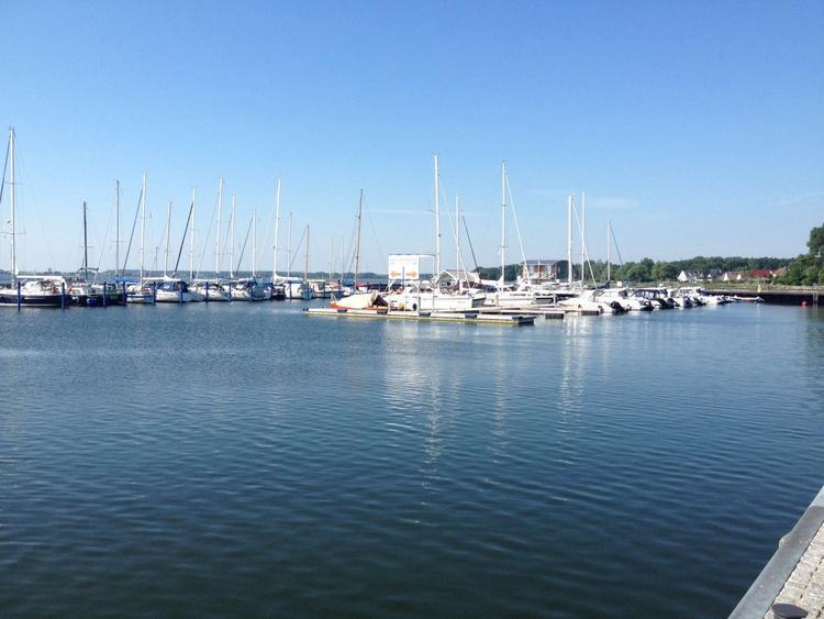 Hafen Wiek 500 m