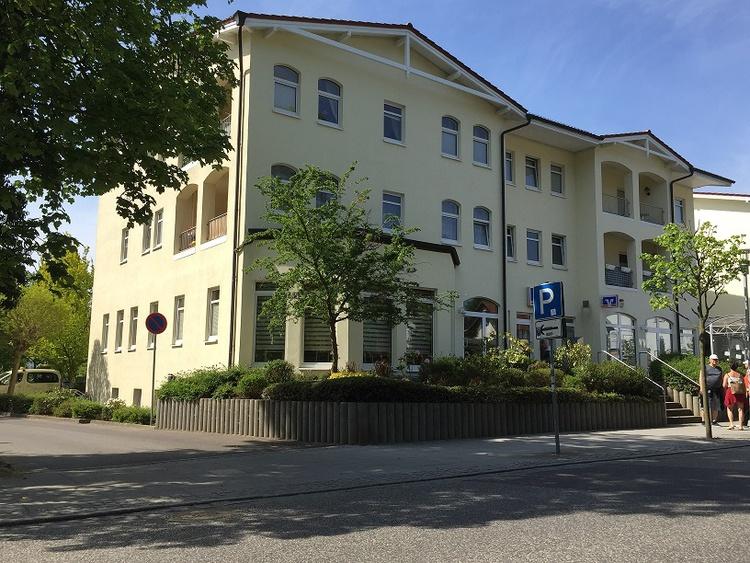 Appartementanlage Fewo Granitz