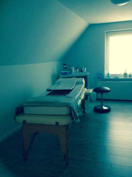 Wellness in der 1. Etage