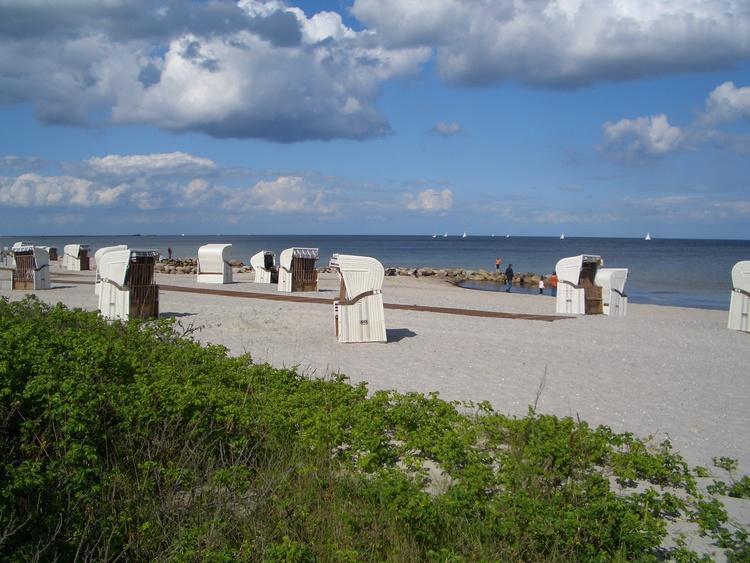Strand in Schönhagen