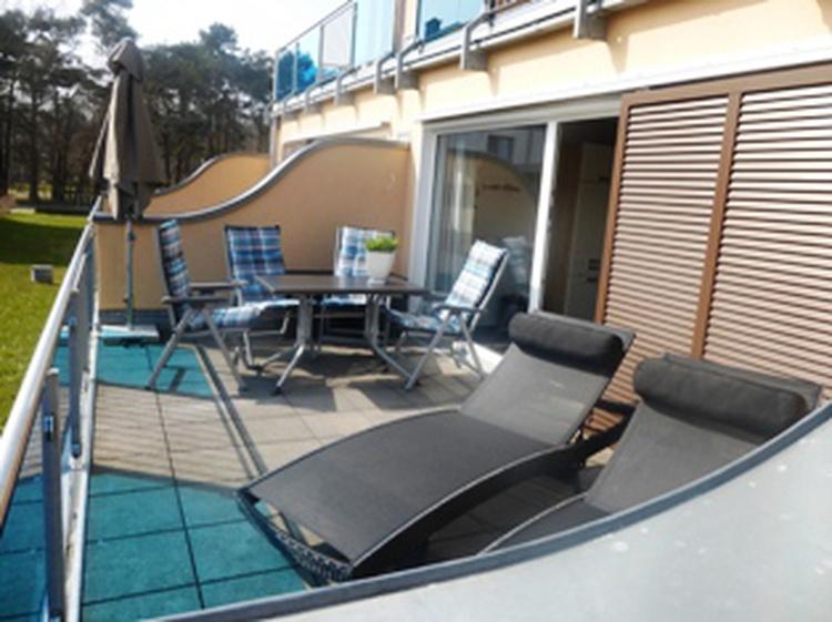 EG Ferienwohnung 18qm Terrasse