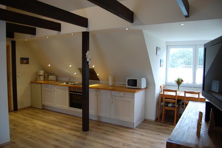 Küche Wohnung 6